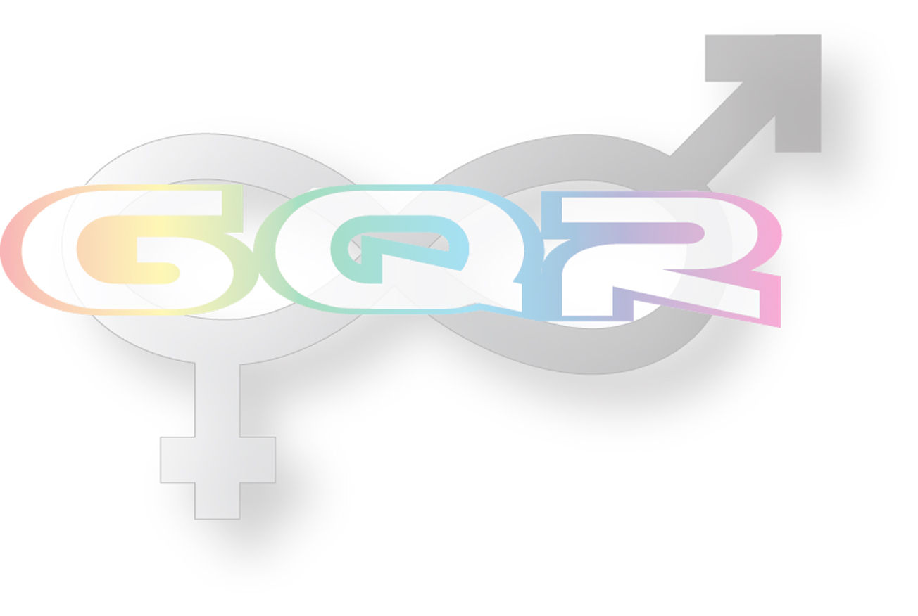 GQR transparent logo background